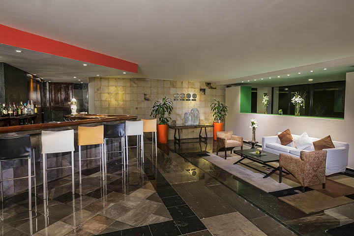 Cover image of a sample of the bar VIP lounge