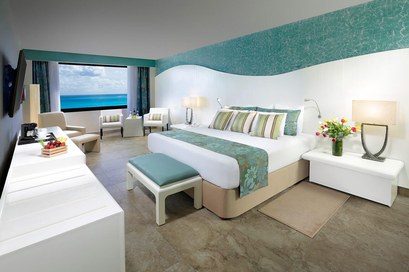 Sample image of Grand Ocean room
