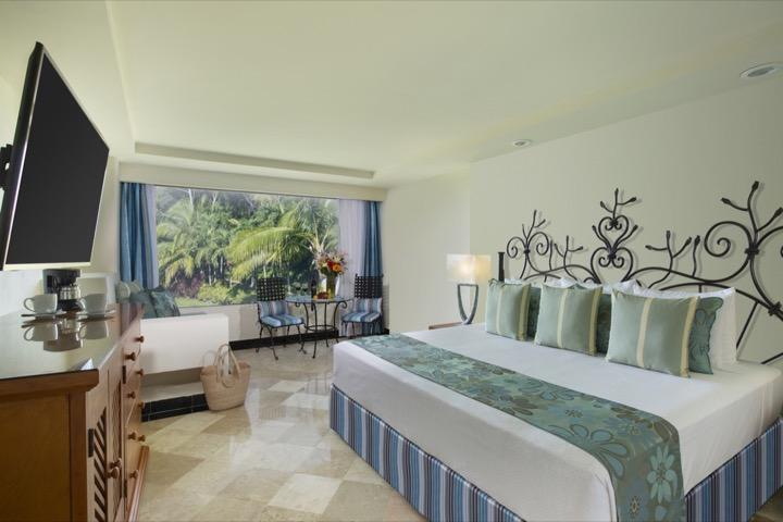 Habitación Standard con cama King Size en Hotel Grand Sens Cancun