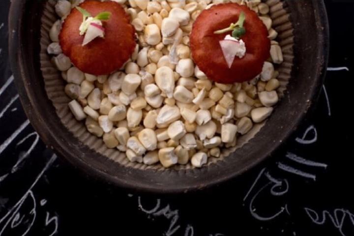 Benazuza Restaurant Dish
