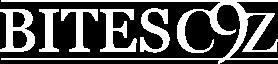 White Logo Bites Restaurant