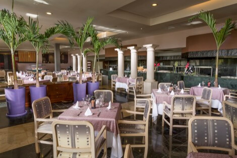 Cover image of a sample of the restaurant Las Palmas Restaurant