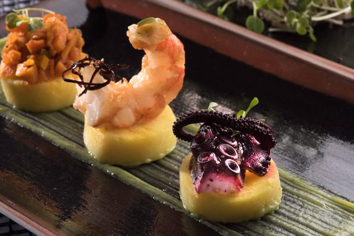 Sakura Sunset Restaurant Dish