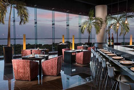 Imágen portada muestra del restaurante Sakura Sunset