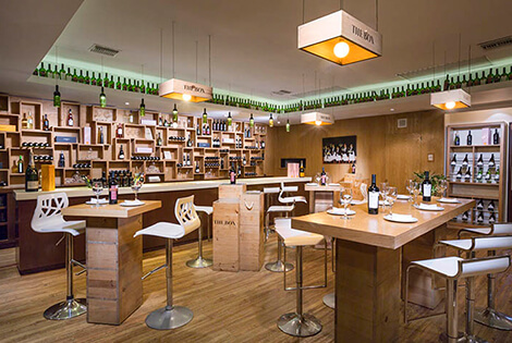 Cover image of a sample of the restaurant The Box Restaurant