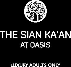 Logo Blanco Sian Kaan