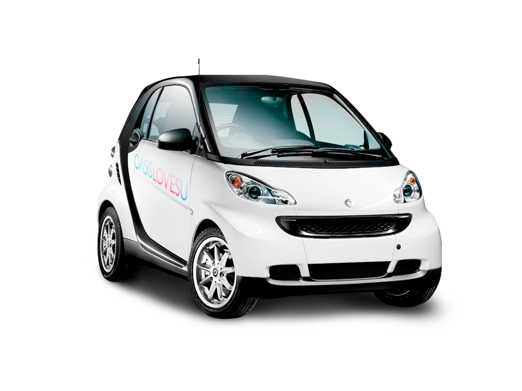 Smart Car 2 Pax Image