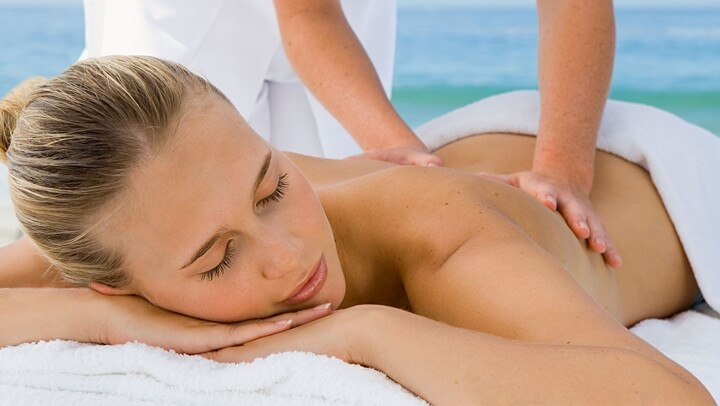 Servicio de masaje HUNAB-KU