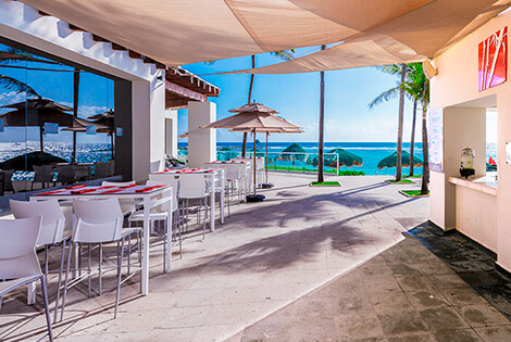 Cover image of a sample of the restaurant Akeru Beach Bar Restaurant