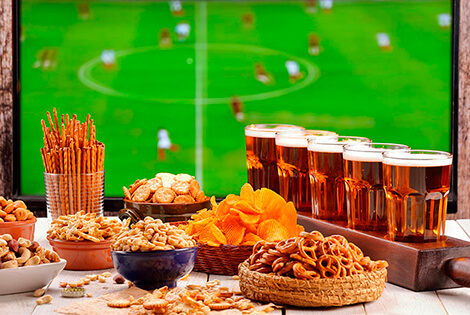 Cover image of a sample of the restaurant Sport Bar & Theatre Restaurant