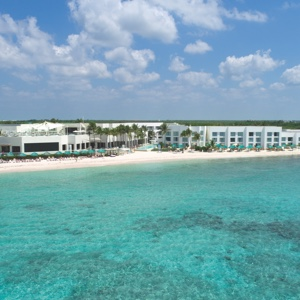 Panoramic View of The Sian Ka'an at Grand Tulum Hotel with ocean view