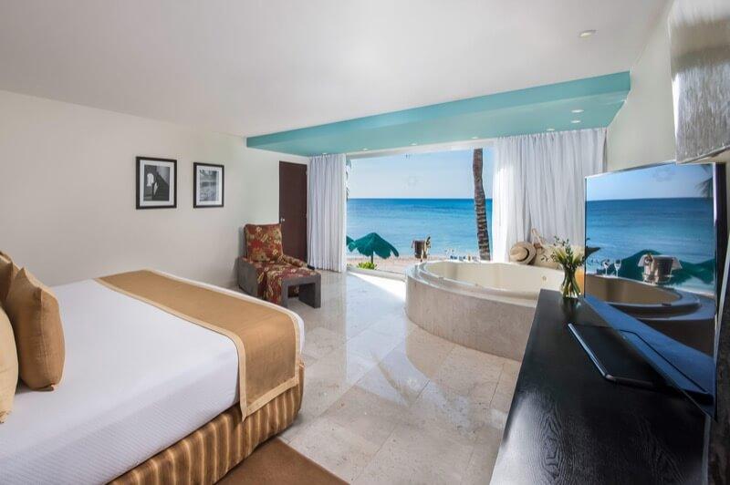 Imagen muestra de habitación Sian Ka'an Ocean View w/Jacuzzi