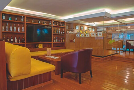 Cover image of a sample of the restaurant Havana Cigar Room Restaurant